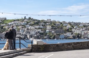Fowey credit Barnacle and Bird Photography Keywords Fowey South Cornwall Area of Oustanding Natural Beauty Maritime Town Harbou